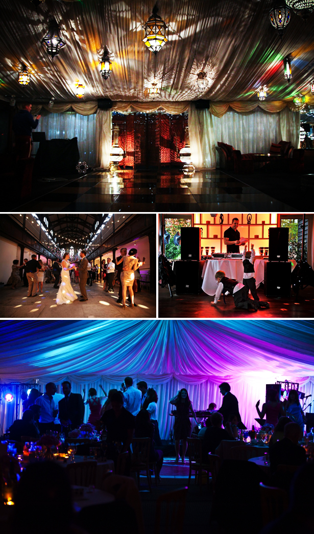 Real Wedding Disco DJ Wedding Reception