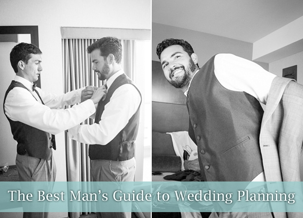 The Best Man's Guide to Wedding Planning | Confetti.co.uk