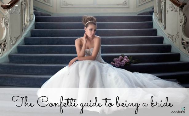 The Confetti guide to being a bride