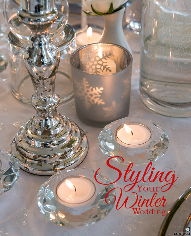 Styling Your Winter Wedding | Confetti.co.uk