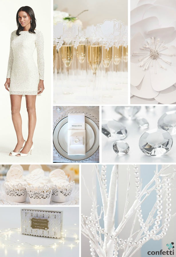 New Year White Party | Confetti.co.uk