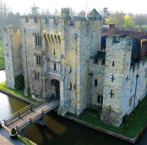 Hever Castle and Gardens- Lime Venue