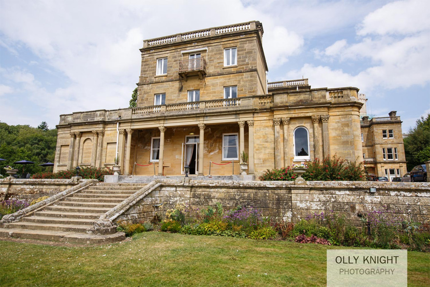 Salomons Estate Grade II Listed Victorian Mansion in Tunbridge Wells by the High Weald Area of Outstanding Natural Beauty - Simon & Suzy's Wedding at Salomons Estate in Tunbridge Wells by Olly Knight Photography | Confetti.co.uk