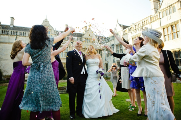 Real Wedding by Tony Bayliss Photography