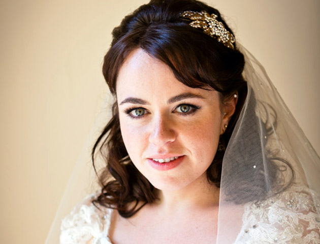 Bridal Makeup by Pam Wrigley