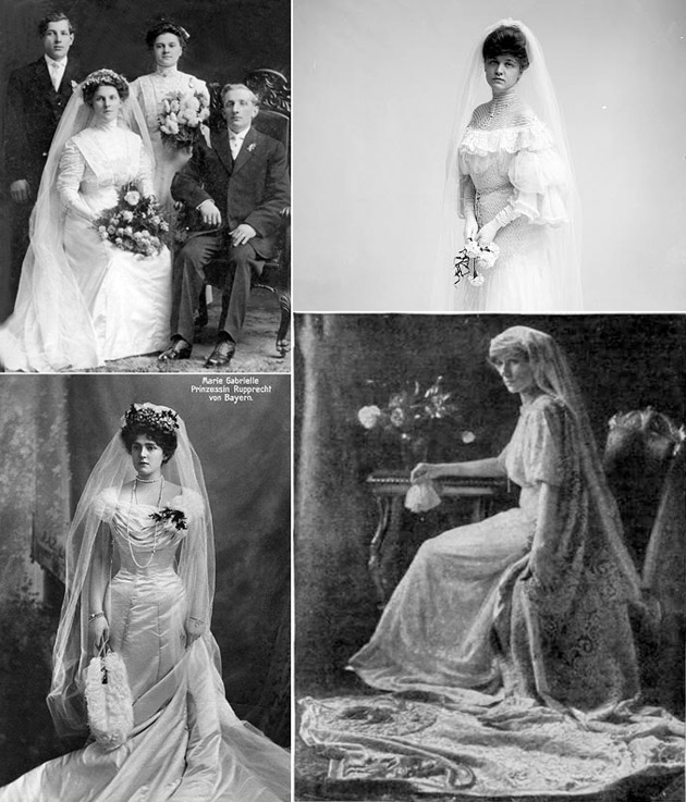 Veil Fashions of the 1900s