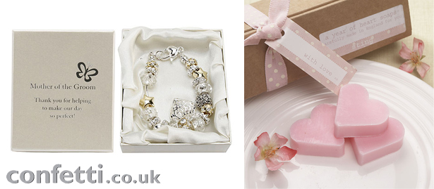 Gifts for the mother of the bride and groom