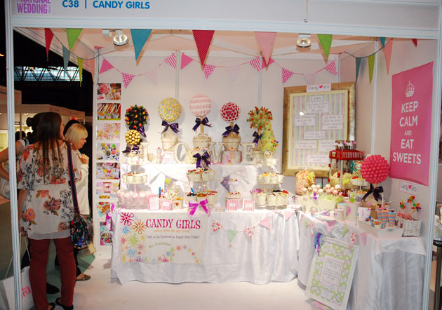 Candy Girls Tables