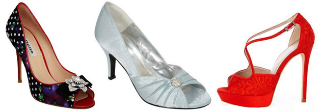 Bridesmaids Shoes by House of Fraser