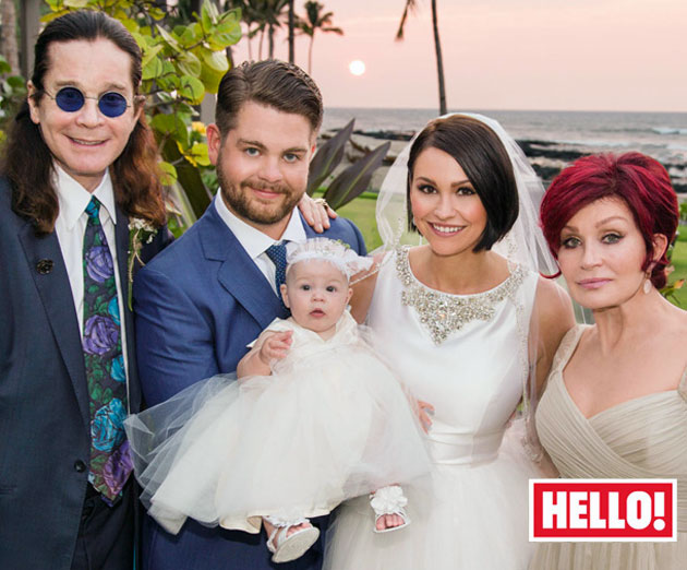 Jack Osbourne's Wedding