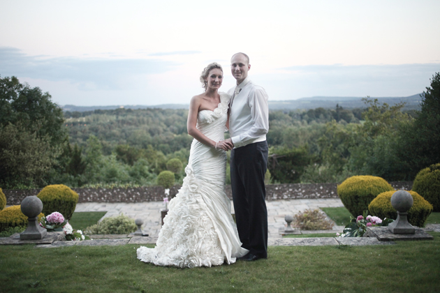 Rob & Gemma's Real Wedding by JK Photography