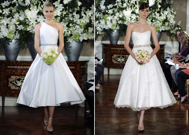 Romona Keveza Spring 2013 Bridal Gowns