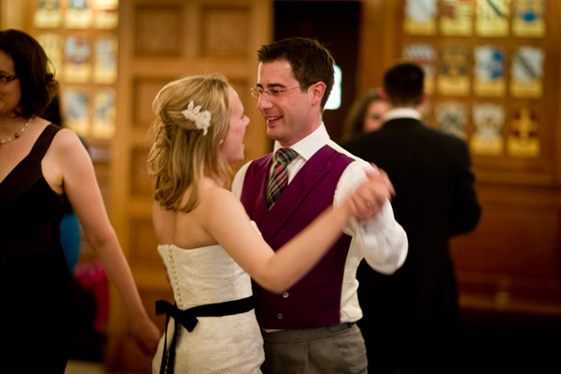 Kate & James's Real Wedding by Douglas Fry Photography