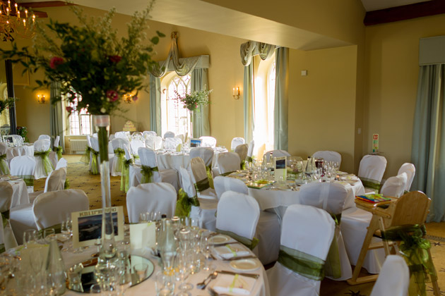 Wedding Reception Sage Green And Pale Pink Theme