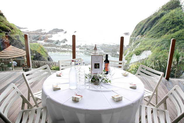 Beachside Wedding Venue