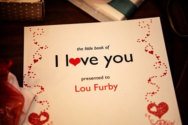 Little Book of I Love You