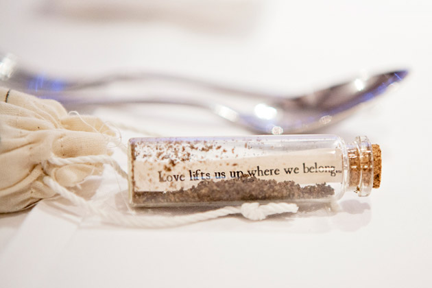 Message in a Bottle Wedding Favours