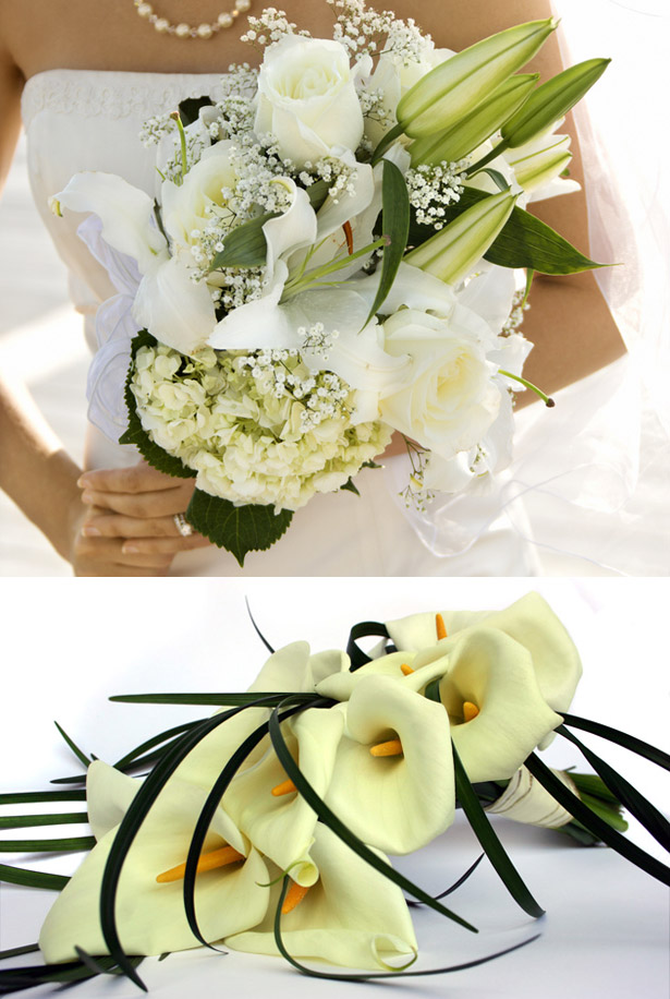 Pageant Bridal Bouquet
