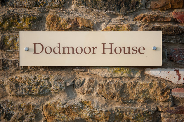 Dodmoor House Wedding Venue