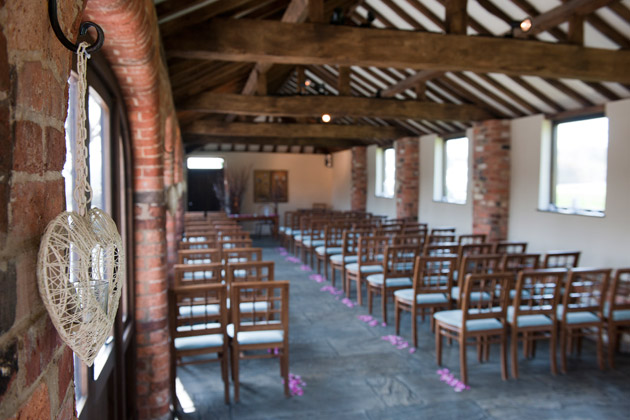 Ceremony Room at Dodmoor House
