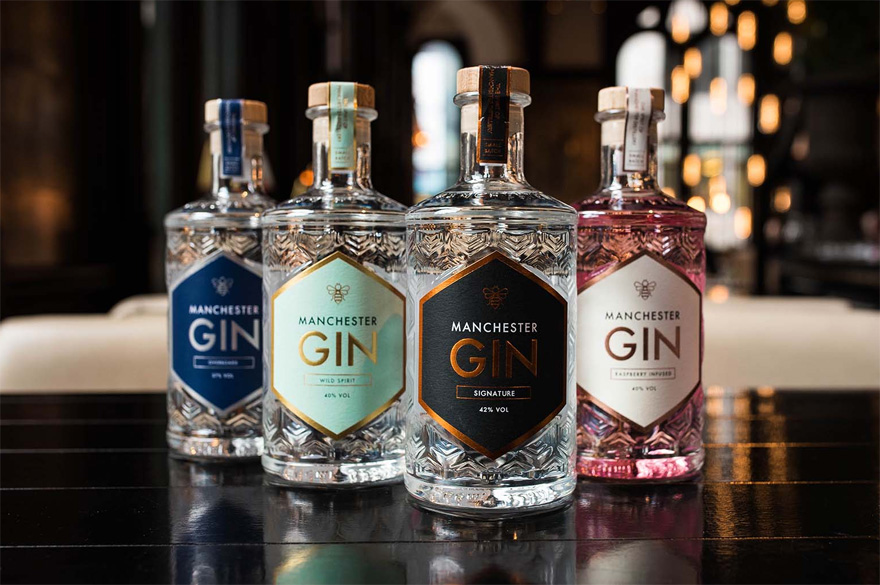 Manchester Gin at the National Wedding Show | Confetti.co.uk