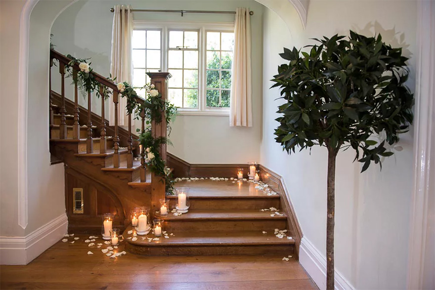 Silchester House Intimate Wedding Venue for Small Weddings with English Country Garden | Confetti.co.uk