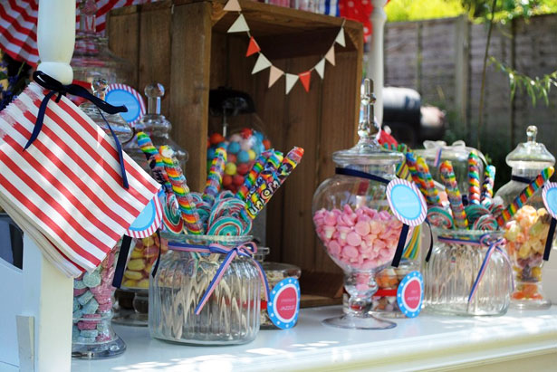 Sweet Buffet by the Candy Company