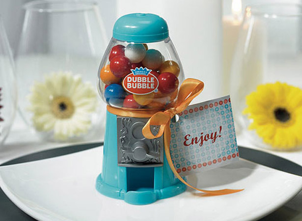 Blue themed sweet jar