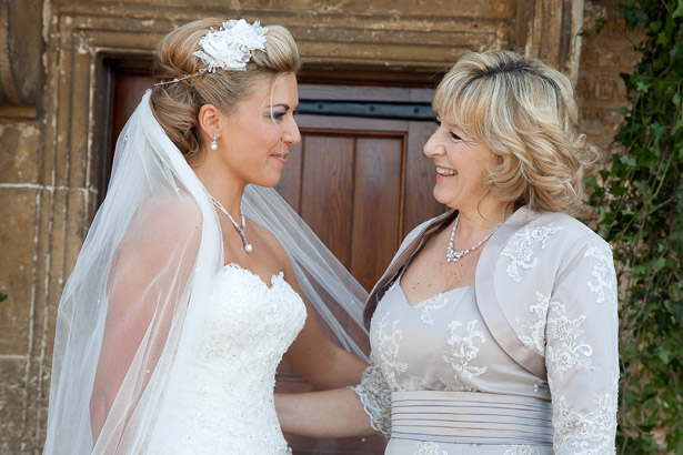 Bride And Mother-of-the-Bride
