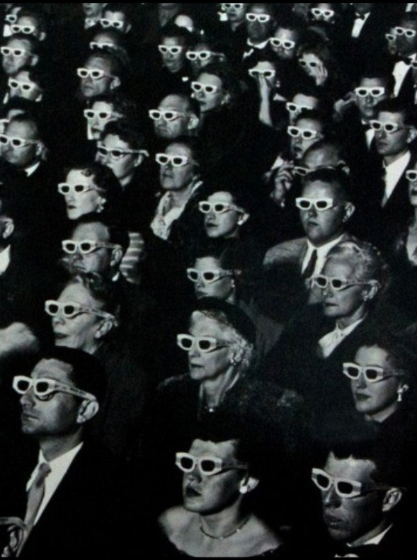 cinema glasses 3d