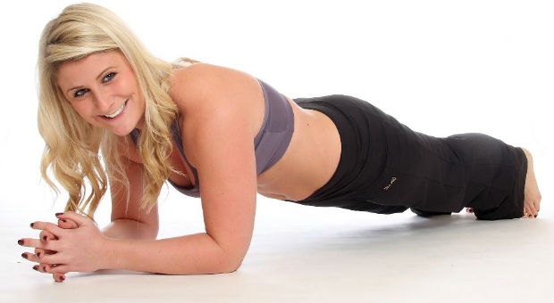 Lucy Buchan health fitness trainer