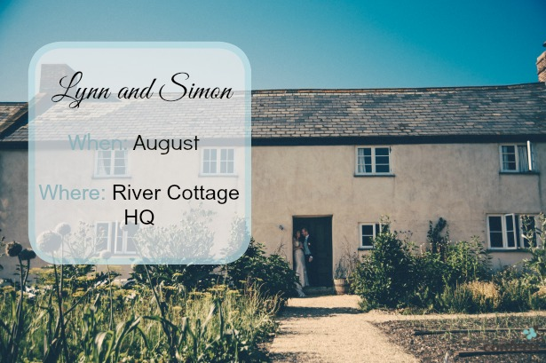 River Cottage HQ Wedding | Real Wedding at the River Cottage | Confetti.co.uk