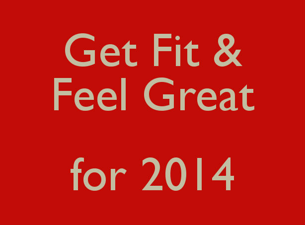 Get Fit and Feel Great 2014 poster