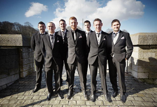 Groom Wedding Groomsmen