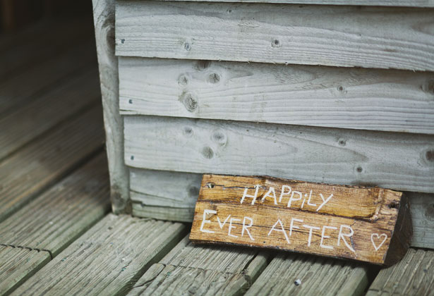 Happily ever after log