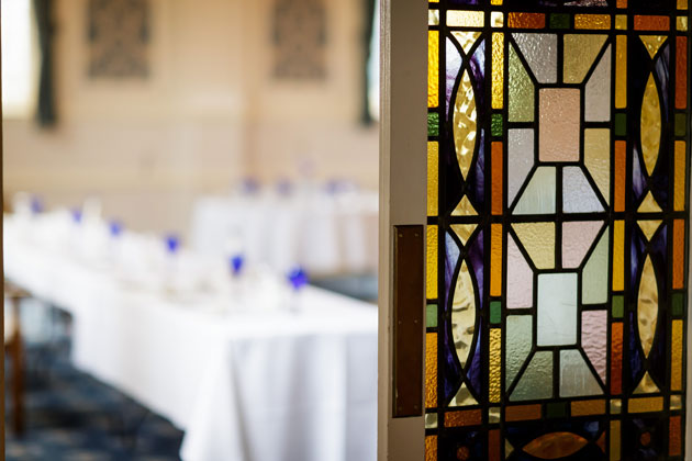 Wedding reception at  Glenmore House