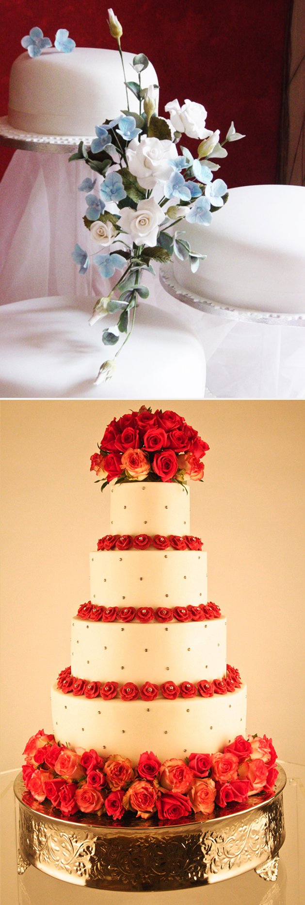 Icing On The... and Sweet Hollywood Wedding Cakes