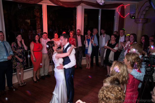 First dance to God Only Knows by The Beach Boys