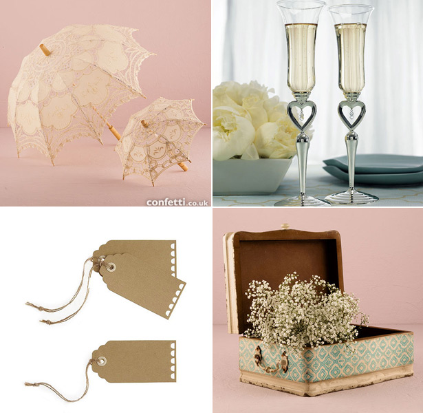 Audrey and Mark's real wedding mood board
