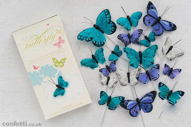 DIY Article Butterfly Supplies