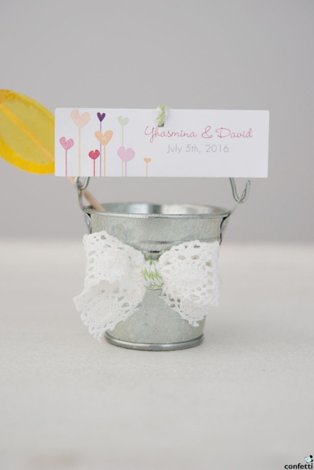 Garden Wedding Favour | Confetti.co.uk