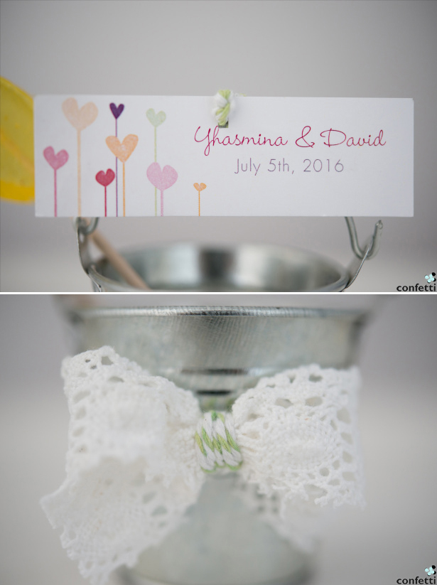 Homespun Wedding Favour | Confetti.co.uk
