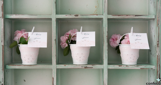 Pink Rustic Wedding | Confetti.co.uk