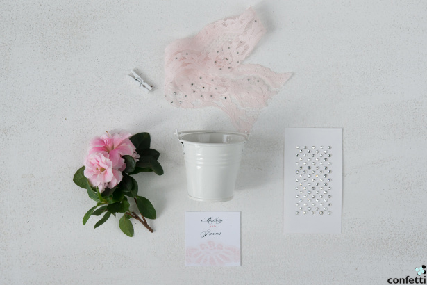 Pastel Rustic What You'll Need | Confetti.co.uk