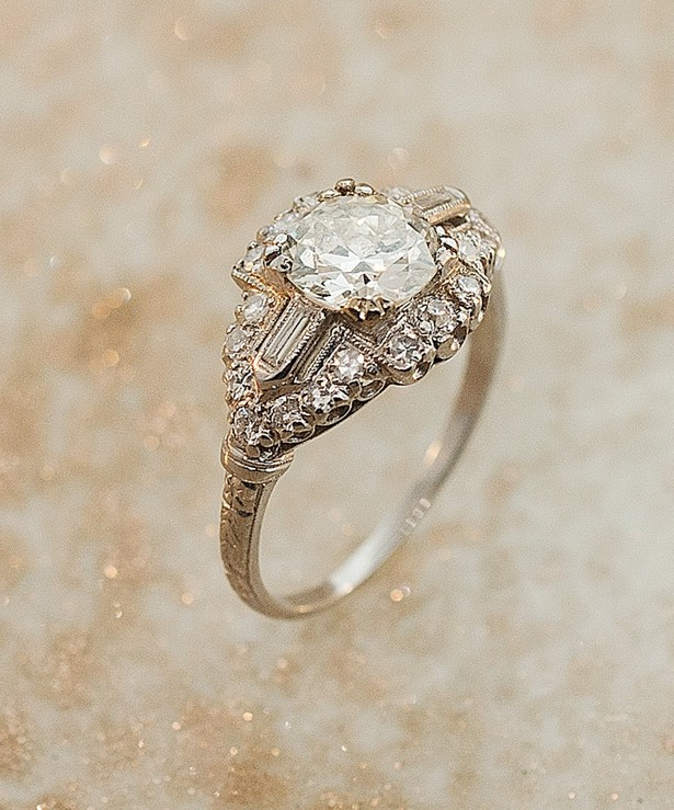 1930s Engagement Ring