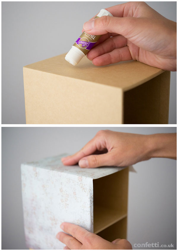 DIY Wedding Friday | Vintage Drawer Tutorial Step by Step | Confetti.co.uk
