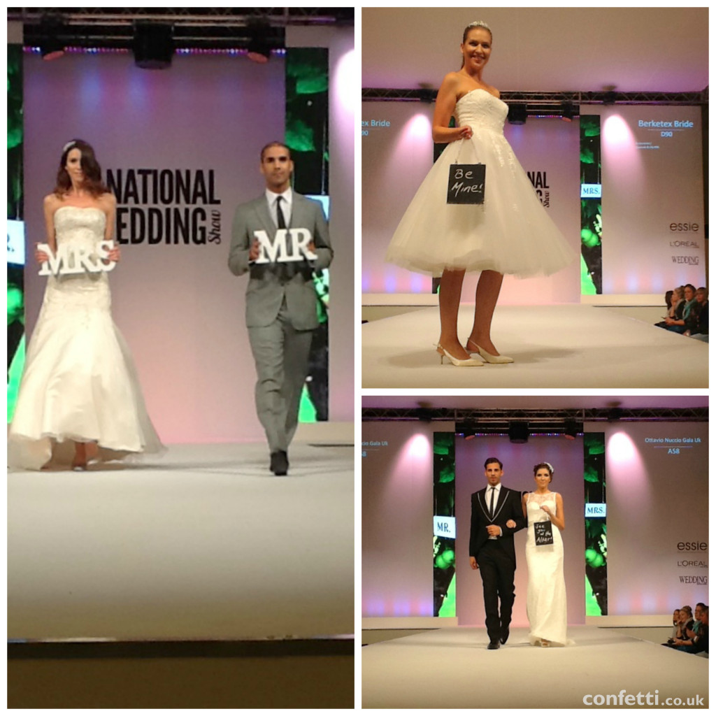 2015 Bridal Couture has shown at The National Wedding Show | Confetti.co.uk