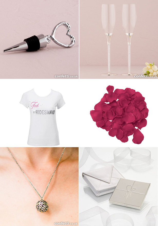 Gifts ideas for bridemaids | Confetti.co.uk