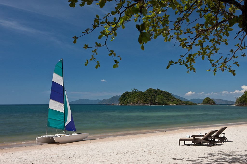 Idyllic beach settings in stunning Malaysia | Confetti.co.uk
