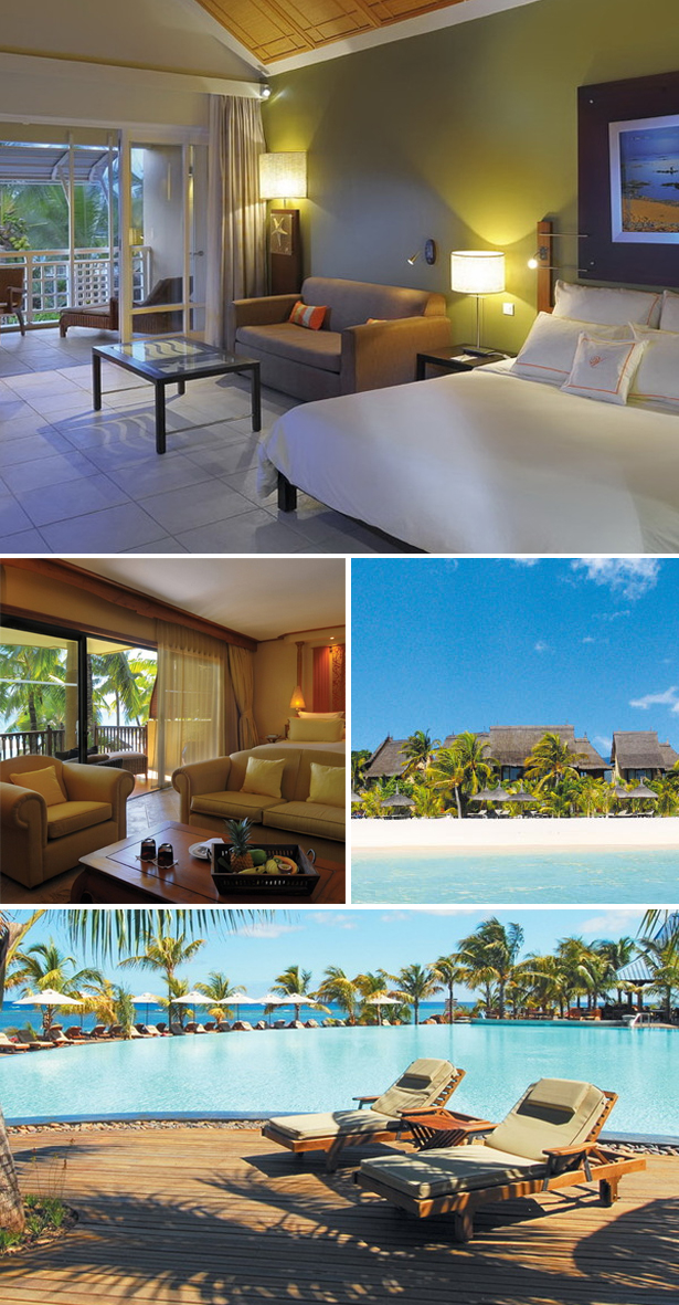 Mauritius wedding homes and accommodation with lounges and bedrooms | Confetti.co.uk